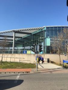 Cardiff pool