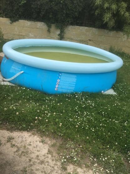 A paddling pool?!!